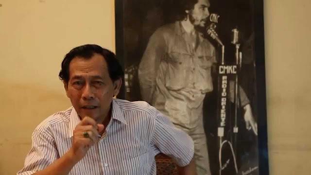 Soal Isu SARA, DPP PITI Laporkan Sri Bintang Pamungkas