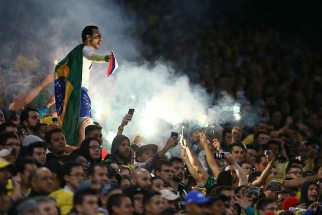 O causo brasileiro: futebol e orgulho nacional
