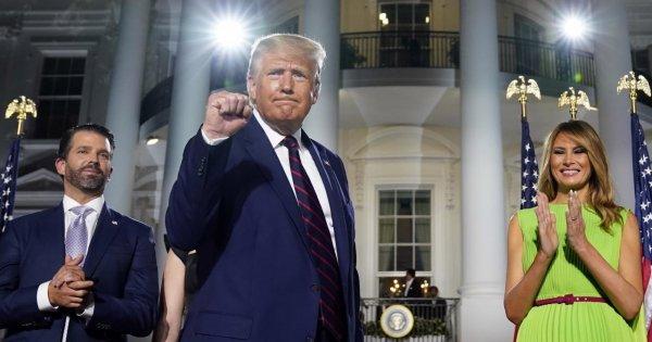 Τραμπ: 52% αποδοχή από τους Αμερικανούς πολίτες στην τελευταία δημοσκόπηση!