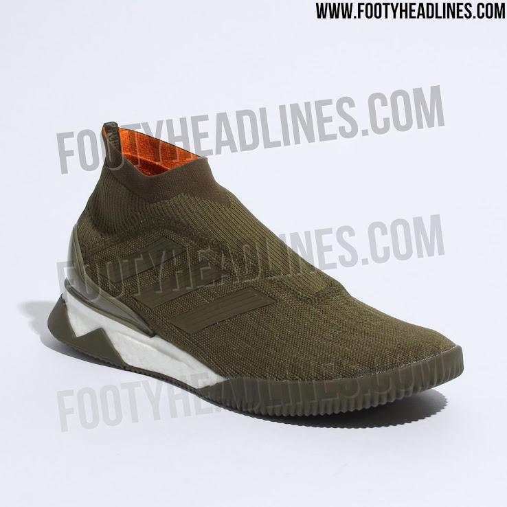 9bef0f9a131e Laceless  Lone Hunter  Adidas Predator Tango 18+ Sneaker Released ...