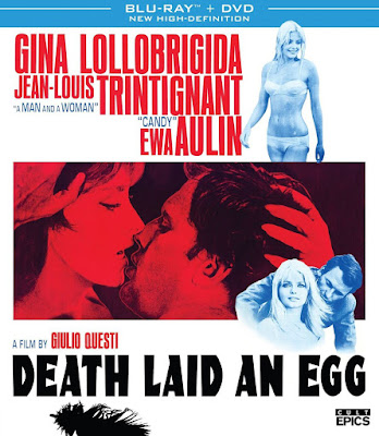 New To Blu: Death Laid An Egg (1968) – Reviewed