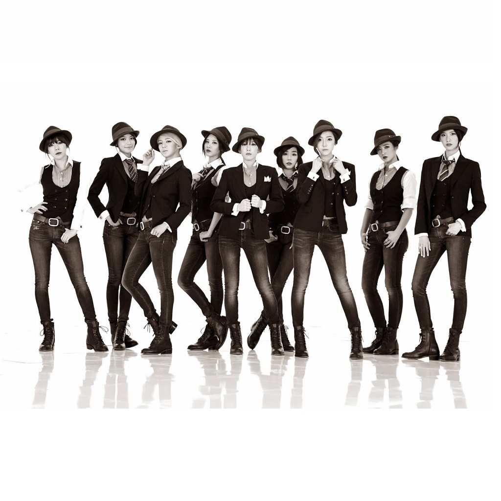 [Single] Girls' Generation – Mr.Mr (Japanese)