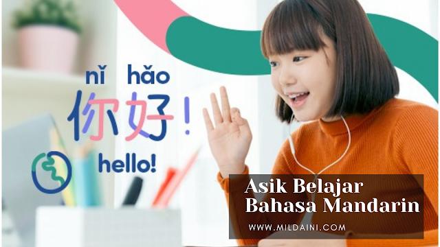 be;ajar bahasa mandarin