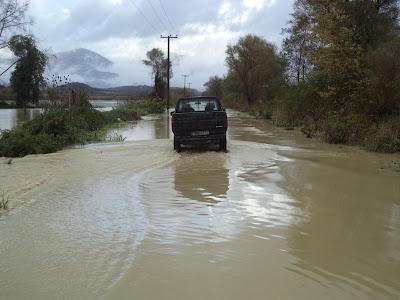 Σε επιφυλακή η Πολιτική Προστασία της Περιφέρειας Ηπείρου μετά την πρόβλεψη για επιδείνωση του καιρού
