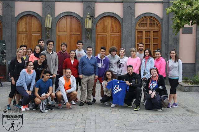 consejero educacion juventud alcalde arucas