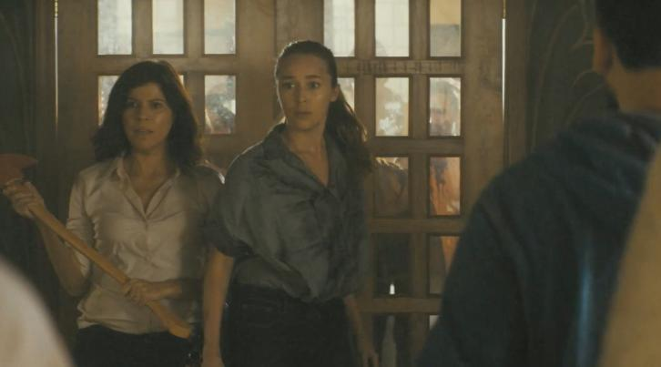 Fear The Walking Dead - Episode 2.10 - Do Not Disturb - Promo, Interview & Synopsis