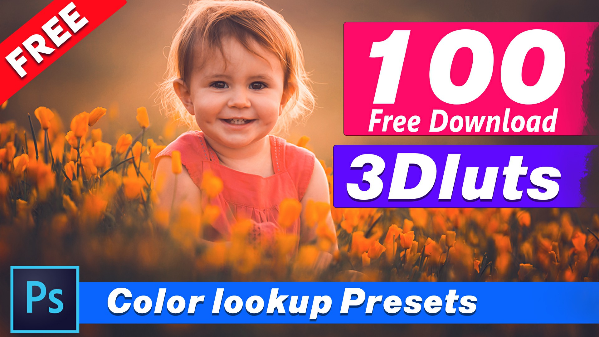 color lookup presets