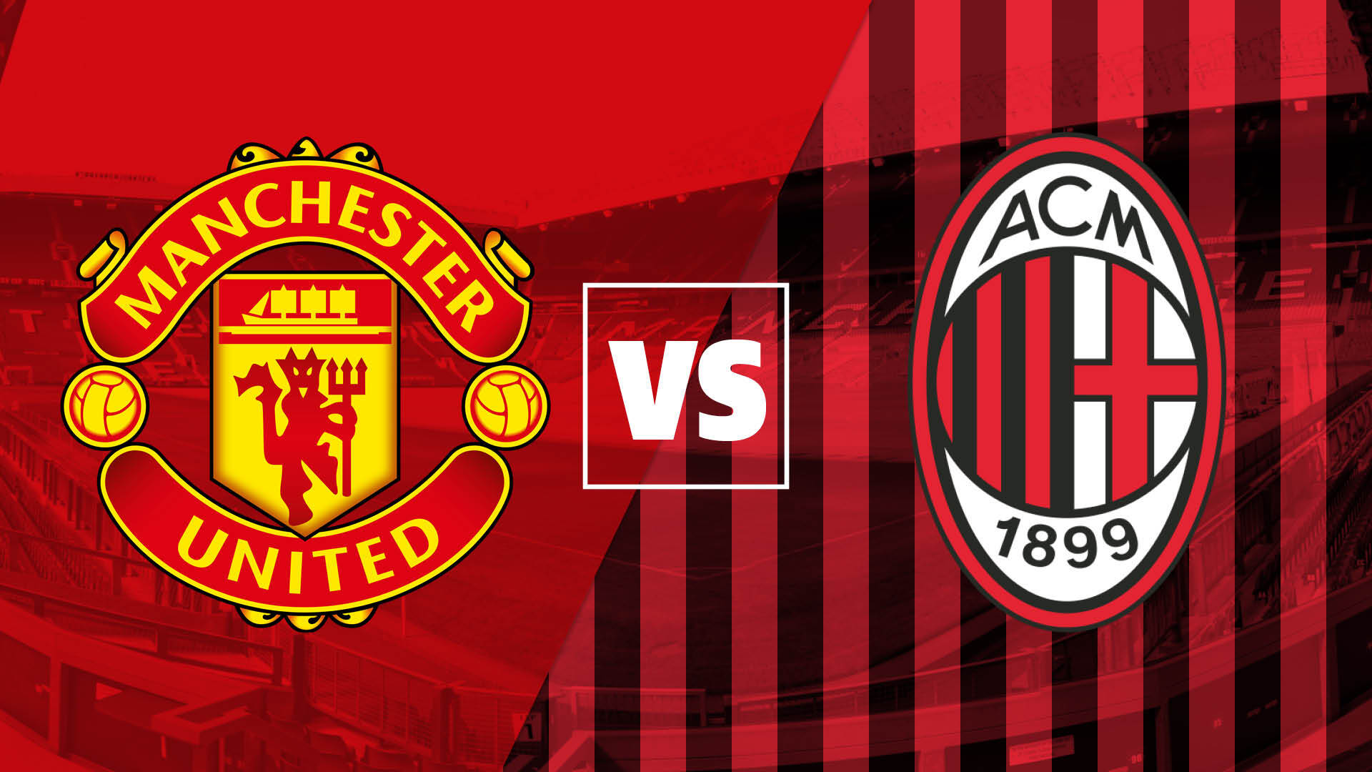 AC Milan vs Manchester United