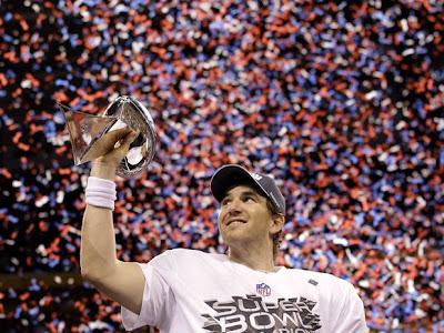 FÚTBOL AMERICANO (Super Bowl XLVI) - Los Giants ganan de nuevo la Superbowl