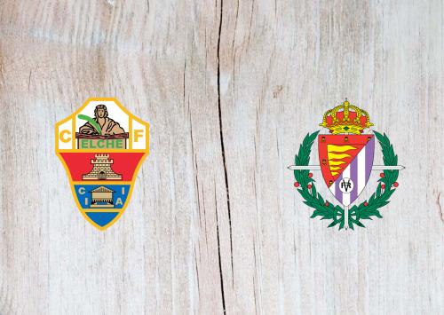 Elche vs Real Valladolid -Highlights 21 April 2021