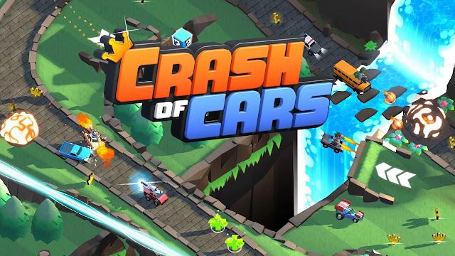 تحميل اللعبة المميزة لعبة Crash of Cars مجانا