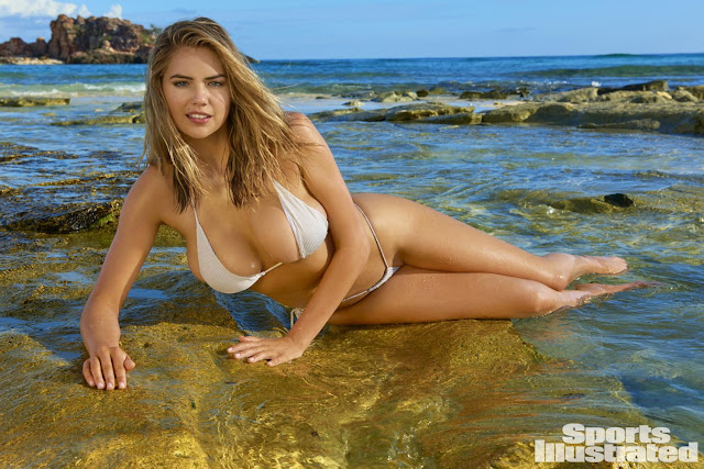 Kate Upton in Sports Illustrated Swimsuit 2017 issue