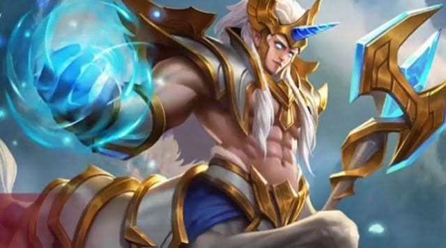Review Hero Hylos Mobile Legends Tanker Magic