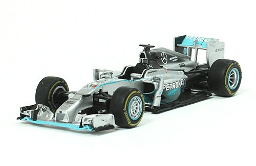 Mercedes F1 W05 2014 Lewis Hamilton f1 the car collection