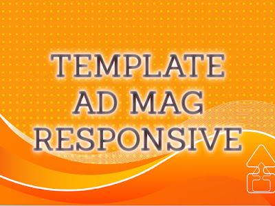Template Terbaru 2017 Ad Mag Template Download Gratis