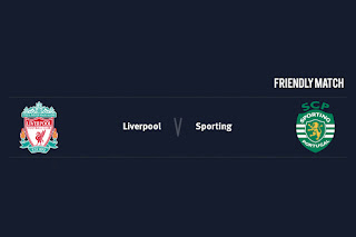 Match Preview Liverpool v Sporting Friendly Match