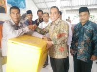 Jelang Buka Puasa, Mori Hanafi Reses di Kecamatan Langgudu