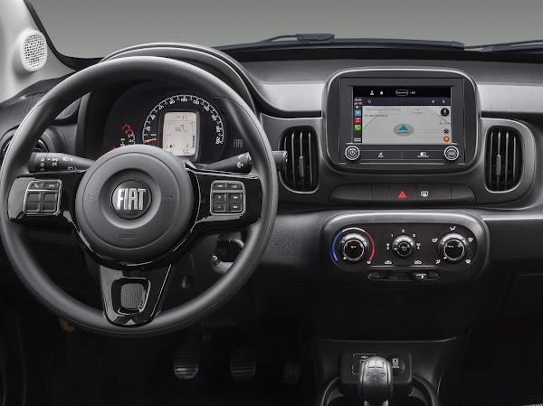Fiat Mobi Like 2021 ganha facelift -  preços, foto e consumo