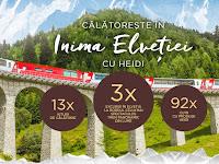 Castiga o excursie in Elvetia - concurs - heidi - 2019 - vacanta - castiga.net