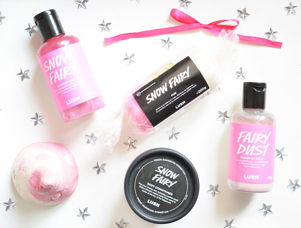 Snow Fairy scent family