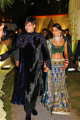 reception_vivek-oberoi-priyanka-alva