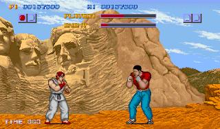 Jogue Street Fighter na versão Arcade online