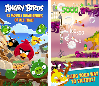 Download Angry Birds Classic Apk v7.9.8 Mod Antennae For Android