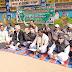 संयुक्त किसान मोर्चा के सदस्यों ने किया धरना प्रदर्शन