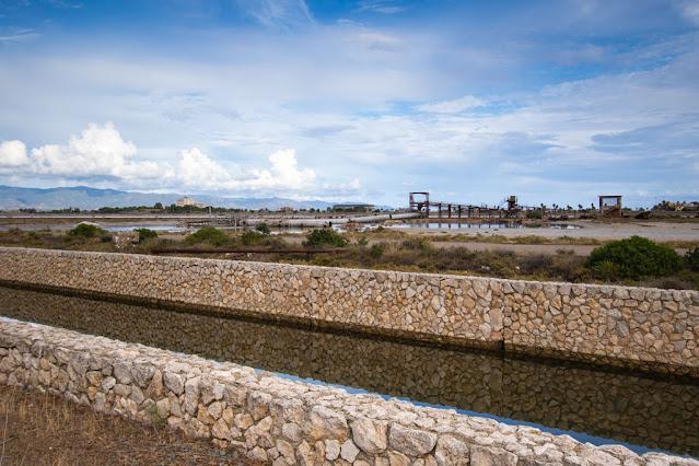 Parco naturale Molentargius-Saline a Cagliari