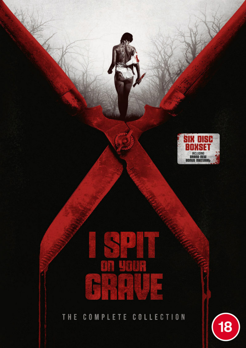 I Spit on Your Grave: The Complete Collection