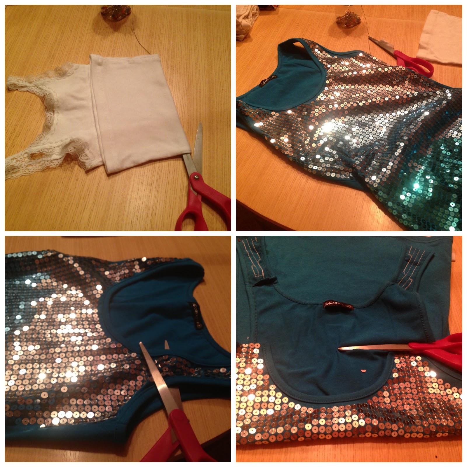 Friday June 28 2013 & LoLovie: Mermaid dress DIY