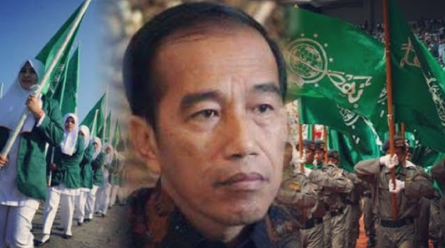 Ustaz Wildan Hasan: NU dan Muhammadiyah Mundur, Jokowi Rugi Besar