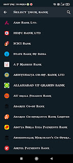 How to link bank account to whatsapp payment