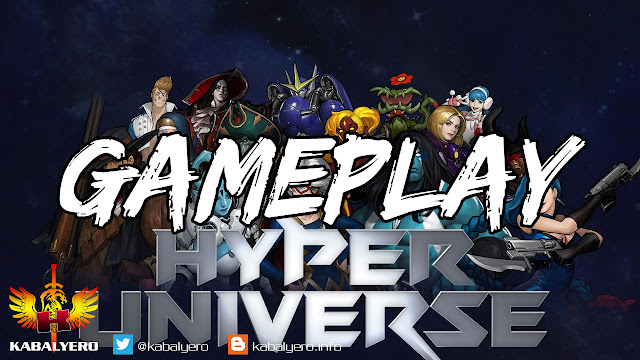 Let's Play Hyper Universe (10/12/2017) Doing The Prologue To Get 30,000 GP