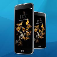 Telefon LG K8 LTE do darmowej karty Citi Simplicity