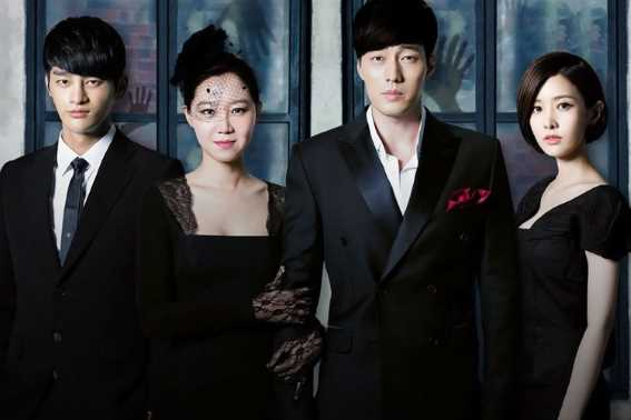 Drama Korea Romantis Master's Sun