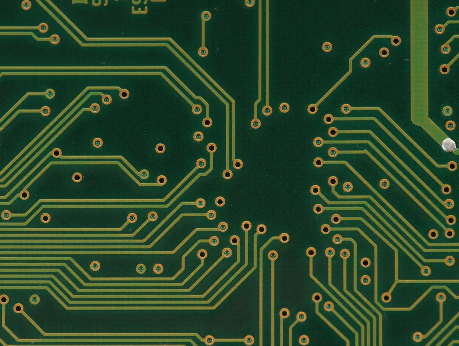 Circuito Impreso : Circuitos impresos que son explico fácil explico facil