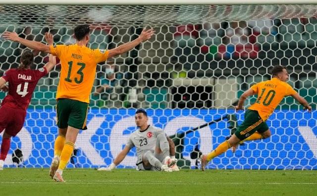Τουρκία – Ουαλία 0-2: Την άφησε στο μηδέν και πάει στους «16»
