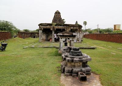 Astrapurisvara Temple Aanur Chengalpet Kanchipuram