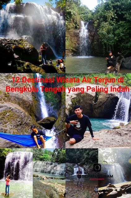 12 destinasi wisata air terjun di bengkulu tengah yang paling indah