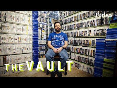 The $1.6 Million Video Game Collection Is The Largest In The World | The Vault | Forbes
