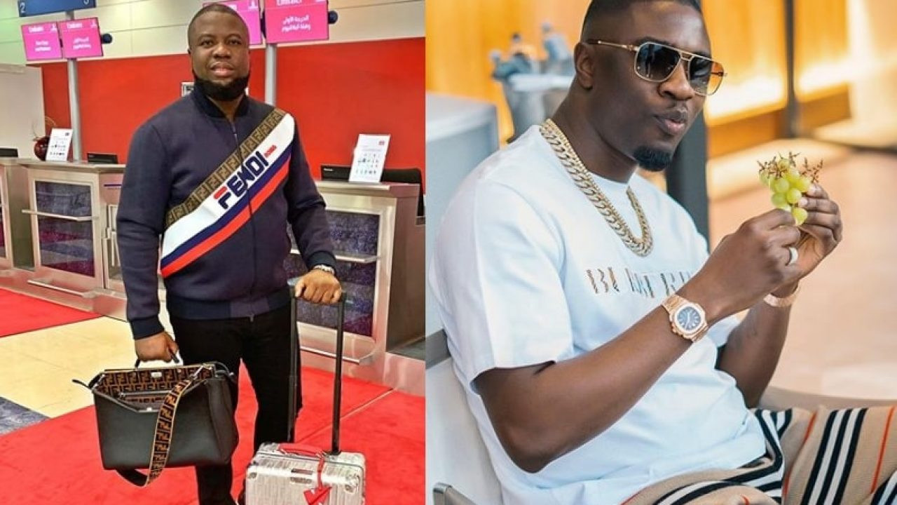 Hushpuppi and Woodberry transferred to US