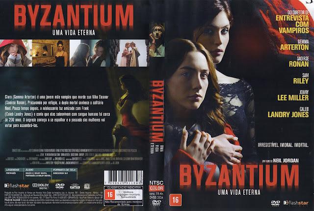 Capa DVD Byzantium
