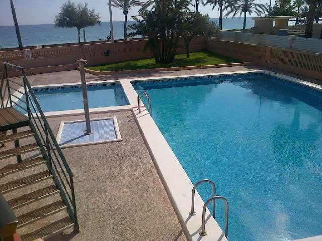 apartamento en venta benicasim av ferrandis salvador piscina