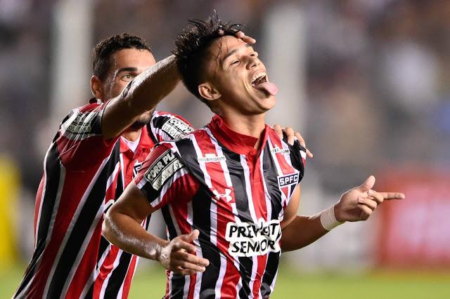Luiz Araújo, São Paulo (Foto: Fernando Dantas/Gazeta Press)