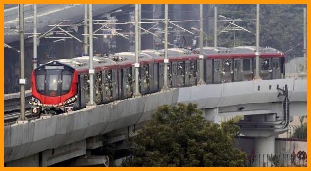 लखनऊ मेट्रो पटरी पर दौड़ने को तैयार, यहां जाने नियम व शर्ते!