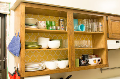 Kitchen Cabinet Organizing Ideas