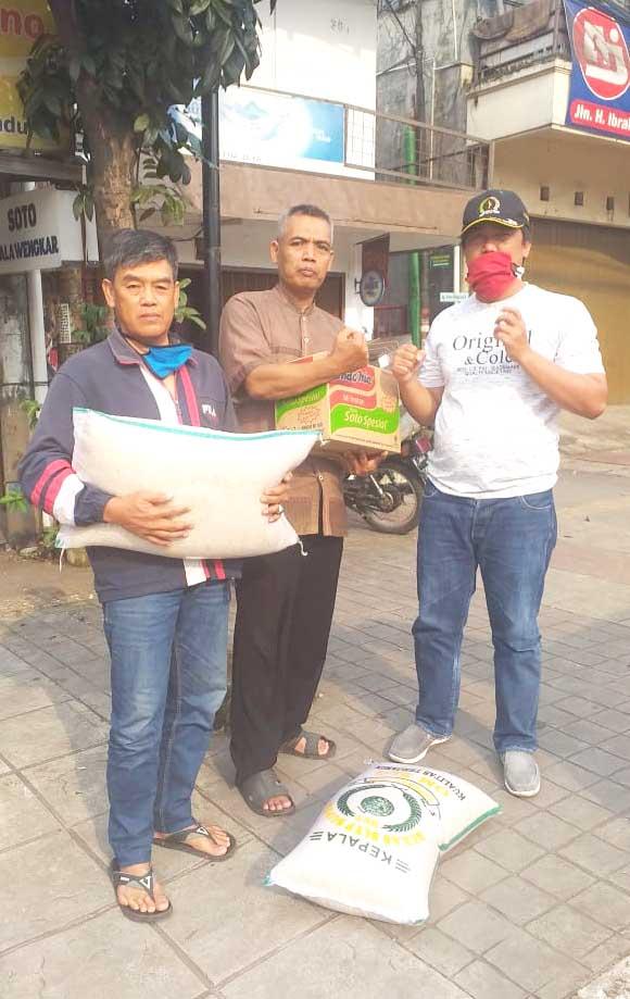 Kader PDIP Jadi Corong Penggerak Gotong Royong Memerangi Pandemi Covid-19