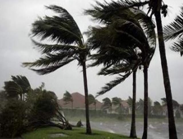 Angin Kencang Landa Cilacap, Puluhan Rumah Rusak
