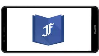 تنزيل برنامج Folio premium mod pro apk مهكر مدفوع بدون اعلانات بأخر اصدار للاندرويد من ميديا فاير.